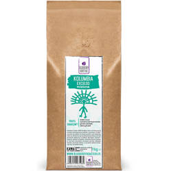 Ground Coffee Colombia Excelso 1 kg