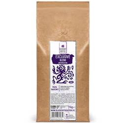 Ground coffee Exclusive blend  1 Kg