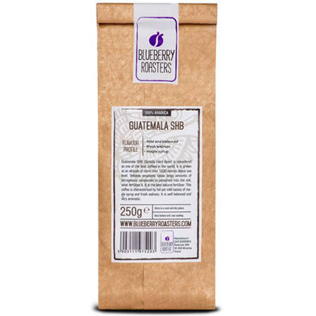 GROUND COFFEE GUATEMALA SHB 250G